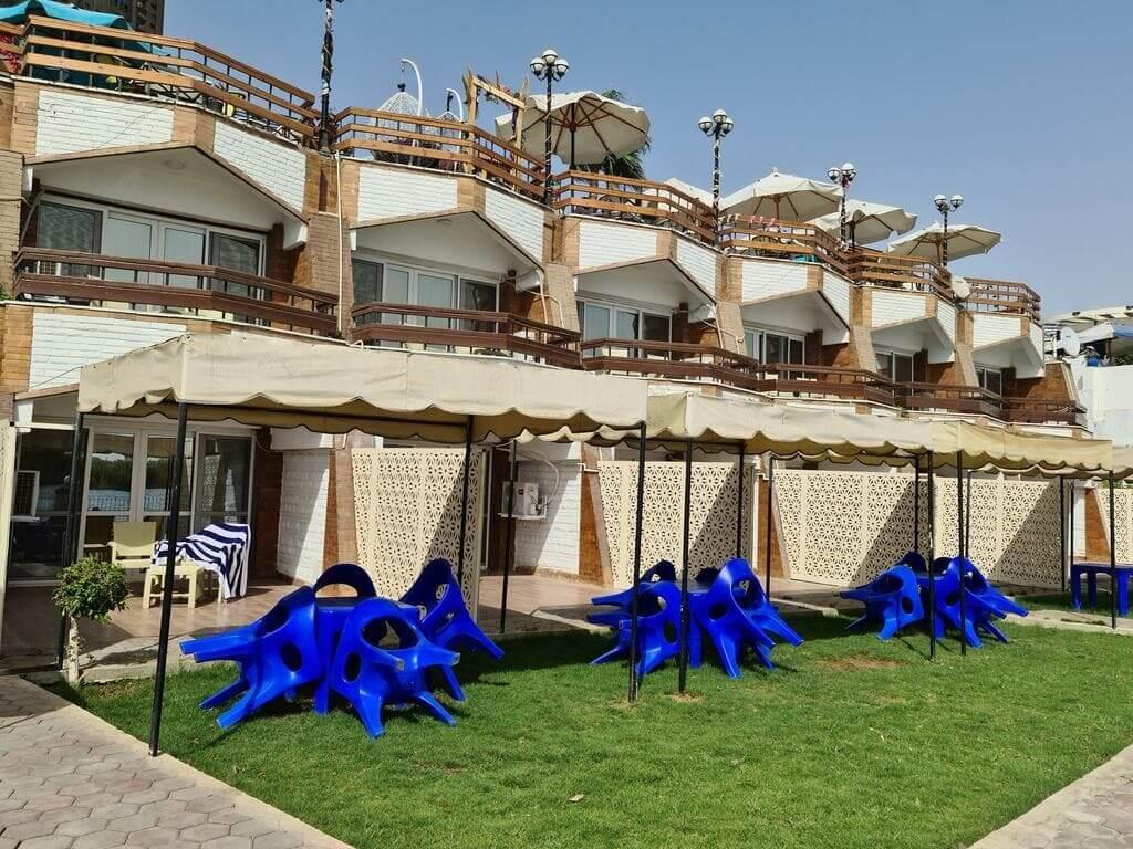 أفضل اماكن بها حمامات سباحة بالمعادي على النيل