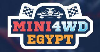 سيارت سابق و لاحق في مصر Mini 4WD Race Cars